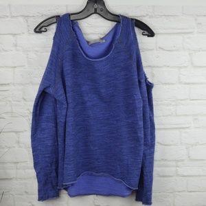 $10 Deal! Nation Ltd Drop sleeve sweatshirt
